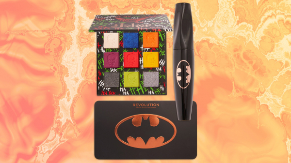 Makeup Revolution Is Saving the Day With a Palette-Packed Batman Collection