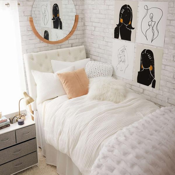 Beautiful Dorm Rooms That Make Us Miss School